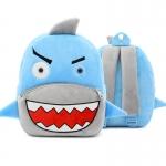 กระเป๋าฉลามสีฟ้า