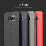 เคส Samsung S7 Edge พลาสติก TPU สีพื้นสวยงามมาก ราคาถูก