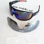 แว่นตา POC Do blade ,POC002 พร้อมเลนส์เสริม 1 อัน มีคลิปออน