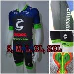 ชุดปั่นจักรยาน Proteam Cycling Suits ปี 2018(เสื้อแขนสั้น + กางเกงขาสั้น)