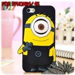 case iphone 4/4s เคสไอโฟน4/4s เคสซิลิโคน 3D despicable me น่ารักๆ