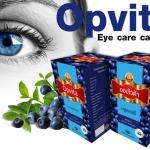 I&I OPVITA EYECARE CAPSULE ไอ แอนด์ ไอ อายแคร์แคปซูลบำรุงสายตา
