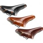 เบาะ Brooks England Swift Chrome Saddle มีสี Black,Honey,Brown