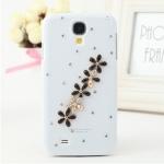 เคสซัมซุง S4 Case Samsung Galaxy S4 i9500 เคสประดับเพชรคริสตัลดอกไม้สวยๆ