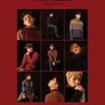 โปสเตอร์ official #EXO Album For life (พร้อมกระบอก)