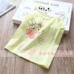 เสื้อ สีเหลือง แพ็ค 5 ชุด ไซส์ 100-110-120-130-140
