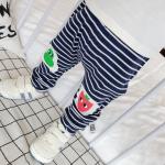 กางเกง สีกรม แพ็ค 6 ชุด ไซส์ 66-73-80-80-90-90