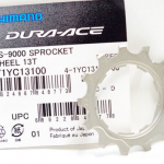 ใบสเตอร์ DURA-ACE, CS-R9100, ขนาด 13T, (11-25,11-28,11-30T) ใช้แทน CS9000 ได้