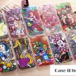 เคส iphone 6 4.7 นิ้ว พลาสติกลายการ์ตูนเจ้าหญิงดิสนีย์ การ์ตูนดิสนีย์ เบลล์ ราพันเซล สติช ราคาถูก -B-