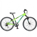 จักรยานเสือภูเขาเด็ก TREK MT220 เฟรมอลู 7 สปีด ล้อ 24 นิ้ว