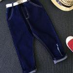 กางเกง แพ็ค 5 ชุด ไซส์ 90-100-110-120-130 (เลือกไซส์ได้)