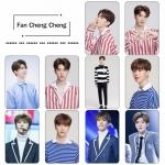 สติ๊กเกอร์การ์ด Fan Cheng Cheng - Idol Producer