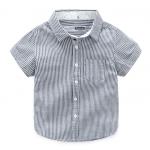 เสื้อ สีกรม แพ็ค 6 ชุด ไซส์ 90-100-110-120-130-140