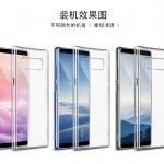 เคส Samsung Note 8 ซิลิโคนโปร่งใส imak โชว์ตัวเครื่องเต็มที่ ราคาถูก