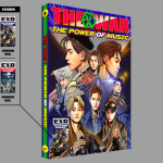 อัลบั้ม #EXO - Album Vol.4 Repackage [THE WAR: The Power of Music] (Korean Ver.)
