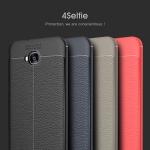 เคส Asus Zenfone 4 Selfie (ZD553KL) ซิลิโคน TPU ผิวกันลื่นสีพิ้นสวยงามมาก ราคาถูก