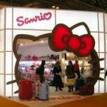 &#x273F* HELLO KITTY (Sanrio Store) &#x1F449