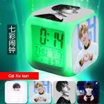 นาฬิกาปลุกลูกเต๋า Cai Xu Kun - Idol Producer