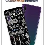 เคส Huawei P20 Pro พลาสติกสกรีนลายการ์ตูนน่ารักๆ พร้อมสายคล้องและแหวน ราคาถูก