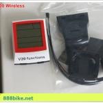ไมล์จักรยานไร้สาย BikeVEE รุ่น BKV-9001 20 ฟังชั่น กันน้ำ (V20)
