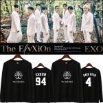 เสื้อแขนยาว (Sweater) EXO Planet #4 - The Elyxion (ชื่อเมมเบอร์)