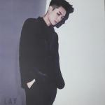 โปสเตอร์ official #EXO Lay lose control (พร้อมกระบอก)
