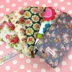 เคส Note 2 Case Samsung Galaxy Note 2 II N7100 เคสพลาสติกเกาะหลัง ลาย Cath Kidston สวยๆ Pastoral Floral British Cath Kidston