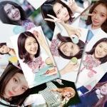 การ์ด / Photocard Lee Ga Eun