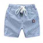 กางเกง สีฟ้า แพ็ค 5 ชุด ไซส์ 100-110-120-130-140