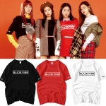 เสื้อยืด (T-Shirt) BLACKPINK - Winter Collaboration