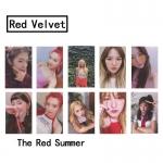 การ์ดเซต Red Velvet - The Red Summer