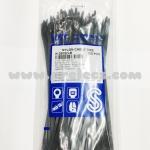 Cable Tie ยี่ห้อ KST (TAIWAN) 10นิ้ว สีดำ