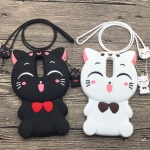 เคส Huawei Nova 2i ซิลิโคน soft case น้องแมวสุดิ้งน่ารักมากๆ ราคาถูก (สายคล้องแล้วแต่ร้านจีนแถมหรือไม่)