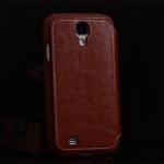 เคส Samsung S4 เคสหนังฝาพับ Azns ตั้งได้ ใส่บัตรได้ Genuine Samsung I9500 Flip Leather Case s4 Azns