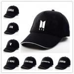 หมวกเบสบอล BTS (เมมเบอร์)
