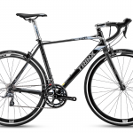 จักรยานเสือหมอบ TRINX DVE1.0 16 สปีด Claris เฟรมอลู 2018