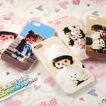 case iphone 5 เคสไอโฟน5 แนวลายภาพถ่ายตุ๊กตาน่ารัก มีหลายลายให้เลือก