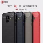 เคส Samsung A6 ซิลิโคนสีพื้นสวยงามมาก ราคาถูก