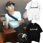 เสื้อยืด (T-Shirt) แบบ Key SHINee ใส่ในไอจี