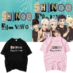 เสื้อยืด (T-Shirt) SHINee - THE BEST FROM NOW ON