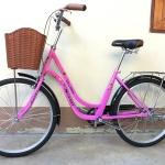จักรยานแม่บ้าน MISAKI A2401 ไม่มีเกียร์ ล้อ24นิ้ว