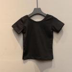 เสื้อ สีดำ แพ็ค 5 ชุด ไซส์ 7-9-11-13-15