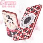 เคส Huawei GR5 พลาสติก TPU ยืดหยุ่นขอบเงางาม ด้านหลังสกรีนลายสวยงามมาก ราคาถูก (ไม่รวมสายคล้อง)
