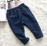 กางเกง (ด้านในมีกำมะหยี่) แพ็ค 5 ชุด ไซส์ 80-90-100-110-120