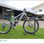 จักรยาน Polygon COLLOSUS AXX 2013 All Mountain/Enduro (รถสำหรับเทสหน้าร้าน)