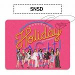 แผ่นรองเม้าส์ SNSD - Holiday Night