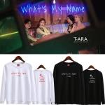 เสื้อแขนยาว (Sweater) T-ara - What's My Name