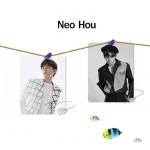 แผ่นรองเม้าส์ Neo Hou