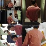 เสื้อแขนยาว (Sweater) สีชมพูซิปหลัง แบบ Lee Jongsuk ในซีรี่ย์ W
