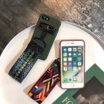 เคส iPhone 7 / iPhone 8 ซิลิโคน TPU แบบนิ่ม สีพื้นพร้อมสายคล้องสุดหรู สุดฮิต ราคาถูก